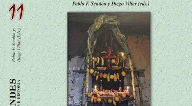 SCRIPTA AUTOCHTONA 11 – Al pie de los Andes