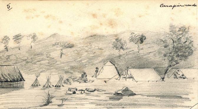 El Chaco en imágenes 1887