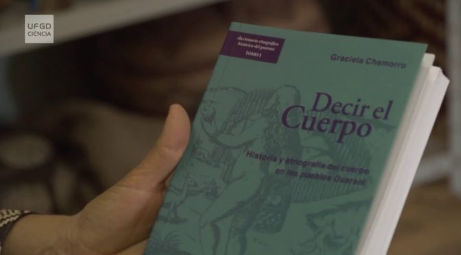 UFGD Ciência 07 – Professora Graciela Chamorro