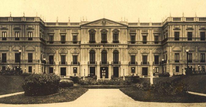 *Campaña de donación de libros para reconstruir la biblioteca de antropología del Museu Nacional de Brasil*