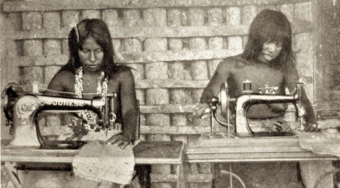 MACHINES, GENRE ET NATURE: ANTHROPOLOGIE DES TERRITOIRES EXTRACTIFS