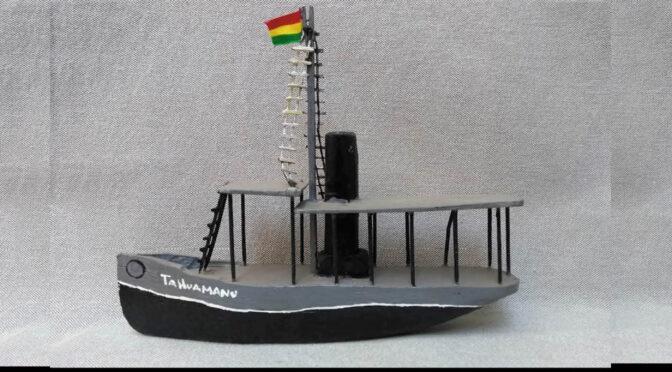 Bolivia a vapor. Antropología histórica del barco cauchero (1880-1920)